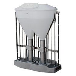 Dobbelt-KJ-foderautomat kvadrat