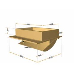 Loftsventil,-REA-1600 kvadrat