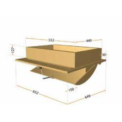 Loftsventil,-REA-1800 kvadrat